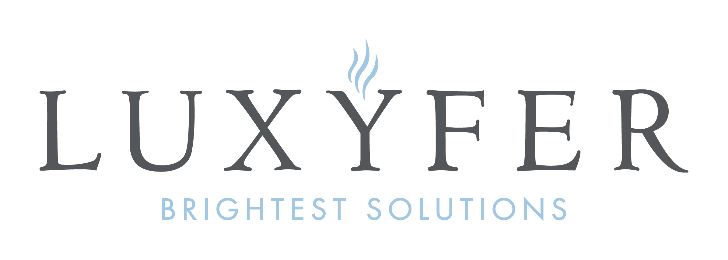 Logo Luxyfer Brightest Solutions