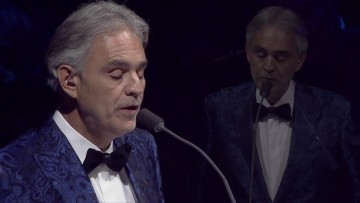 Andrea Bocelli in concert in Rome 2021, tickets Andrea Bocelli in Italy, Terme di Caracalla, Monday 06/21/2021, 9.00 PM, Bocelli live and tour in Rome, shows with the Orchestra a collection of famous arias from the masterpieces of great composers