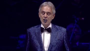 Entradas concierto de Andrea Bocelli 2021 Roma eventos a Terme di Caracalla Italia el lunes 21 junio 2021 a las 21:00, Andrea Bocelli conciertos al aire libre con Orquesta, entradas disponibles en Ticketone
